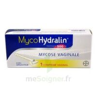 Mycohydralin 500 Mg, Comprimé Vaginal à BAR-SUR-SEINE