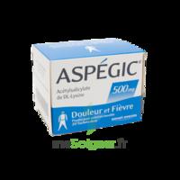Aspegic 500 Mg, Poudre Pour Solution Buvable En Sachet-dose 20 à BAR-SUR-SEINE