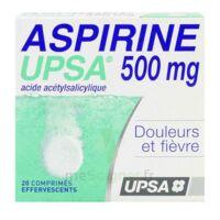 Aspirine Upsa 500 Mg, Comprimé Effervescent à BAR-SUR-SEINE