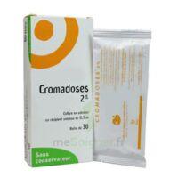 Cromadoses 2 Pour Cent, Collyre En Solution En Récipient Unidose à BAR-SUR-SEINE