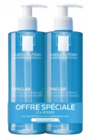 Effaclar Gel Moussant Purifiant 2*400ml à BAR-SUR-SEINE