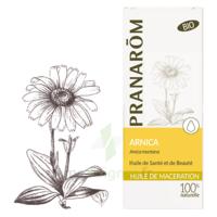 Pranarom Huile De Macération Bio Arnica 50ml à BAR-SUR-SEINE