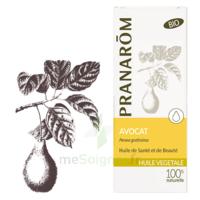 Pranarom Huile Végétale Bio Avocat à BAR-SUR-SEINE