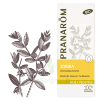 Pranarom Huile Végétale Bio Jojoba 50ml à BAR-SUR-SEINE