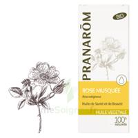 Pranarom Huile Végétale Rose Musquée 50ml à BAR-SUR-SEINE