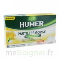 Humer Pastille Gorge à L'etrait Sec De Thym 24 Pastilles à BAR-SUR-SEINE