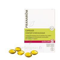 Pranarom Oleocaps 5 Caps Confort Gynécologique & Urinaire à BAR-SUR-SEINE