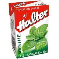 Halter Bonbons Sans Sucre Menthe à BAR-SUR-SEINE