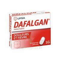 Dafalgan 1000 Mg Comprimés Pelliculés Plq/8 à BAR-SUR-SEINE