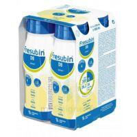 Fresubin Db Drink Nutriment Cappuccino 4bouteilles/200ml à BAR-SUR-SEINE