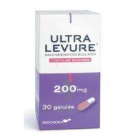 Ultra-levure 200 Mg Gélules Fl/30 à BAR-SUR-SEINE