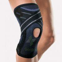 Velpeau Laxit Genouillère Micro Massage Noir-blanc T1 à BAR-SUR-SEINE