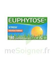 Euphytose Comprimés Enrobés B/180 à BAR-SUR-SEINE