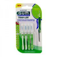 Gum Trav - Ler, 1,1 Mm, Manche Vert , Blister 4 à BAR-SUR-SEINE