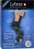 Lytess Soin Minceur Nuit Pantacourt Noir S/m à BAR-SUR-SEINE