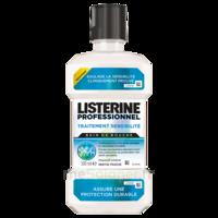 Listerine Professionnel Bain Bouche Traitement Sensibilité 500ml à BAR-SUR-SEINE