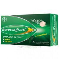 Beroccaboost Comprimés Effervescents B/20 à BAR-SUR-SEINE