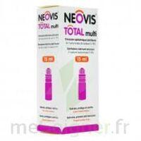 Neovis Total Multi S Ophtalmique Lubrifiante Pour Instillation Oculaire Fl/15ml à BAR-SUR-SEINE