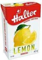Halter Sans Sucre Bonbon Citron B/40g à BAR-SUR-SEINE
