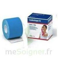 Leukotape K Sparadrap Bleu 2,5cmx5m à BAR-SUR-SEINE