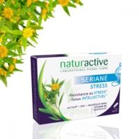 Naturactive Seriane Stress 30gélules à BAR-SUR-SEINE