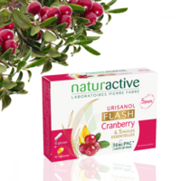 Naturactive Urisanol Flash (10gélules + 10 Capsules) à BAR-SUR-SEINE