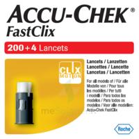 Accu-chek Fastclix Lancettes B/204 à BAR-SUR-SEINE