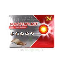 Nurofenplast 200 Mg Emplâtres Médicamenteux 4 Sachets à BAR-SUR-SEINE