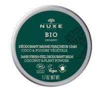 Nuxe Bio Déodorant Baume Fraîcheur 24h Toutes Peaux Pot/50g à BAR-SUR-SEINE