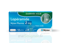 Loperamide Mylan Pharma 2mg, Gélules à BAR-SUR-SEINE