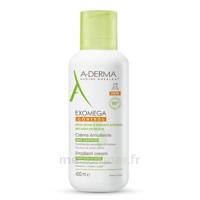 Aderma Exomega Control Crème émolliente Pompe 400ml à BAR-SUR-SEINE