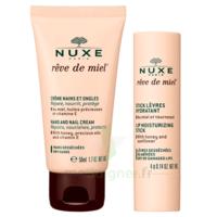 Rêve De Miel Crème Mains Et Ongles + Stick Lèvres Hydratant à BAR-SUR-SEINE