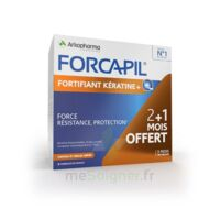 Forcapil Fortifiant + Kératine Gélules B/180 à BAR-SUR-SEINE