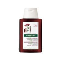 Klorane Quinine + Edelweiss Bio Shampooing 200ml à BAR-SUR-SEINE