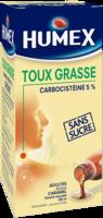 Humex 5 % Solution Buvable Expectorant Sans Sucre Adulte Fl/250ml à BAR-SUR-SEINE