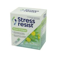 Stress Resist Poudre Stress & Fatigue 30 Sticks à BAR-SUR-SEINE