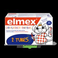 Elmex Duo Dentifrice Enfant, Tube 50 Ml X 2 à BAR-SUR-SEINE