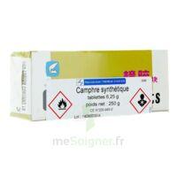 Cooper Camphre Tablettes 250g à BAR-SUR-SEINE
