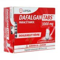 Dafalgantabs 1 G Cpr Pell Plq/8 à BAR-SUR-SEINE