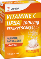 Vitamine C Upsa Effervescente 1000 Mg, Comprimé Effervescent à BAR-SUR-SEINE