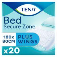 Tena Bed Wings Alèze Bordable 80x180cm Sachet/20 à BAR-SUR-SEINE
