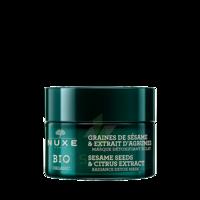 Nuxe Bio Masque Détoxifiant Eclat 50ml à BAR-SUR-SEINE